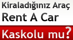 atasehir kiralik rent a car